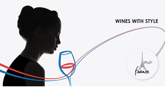 Wines of France Identity